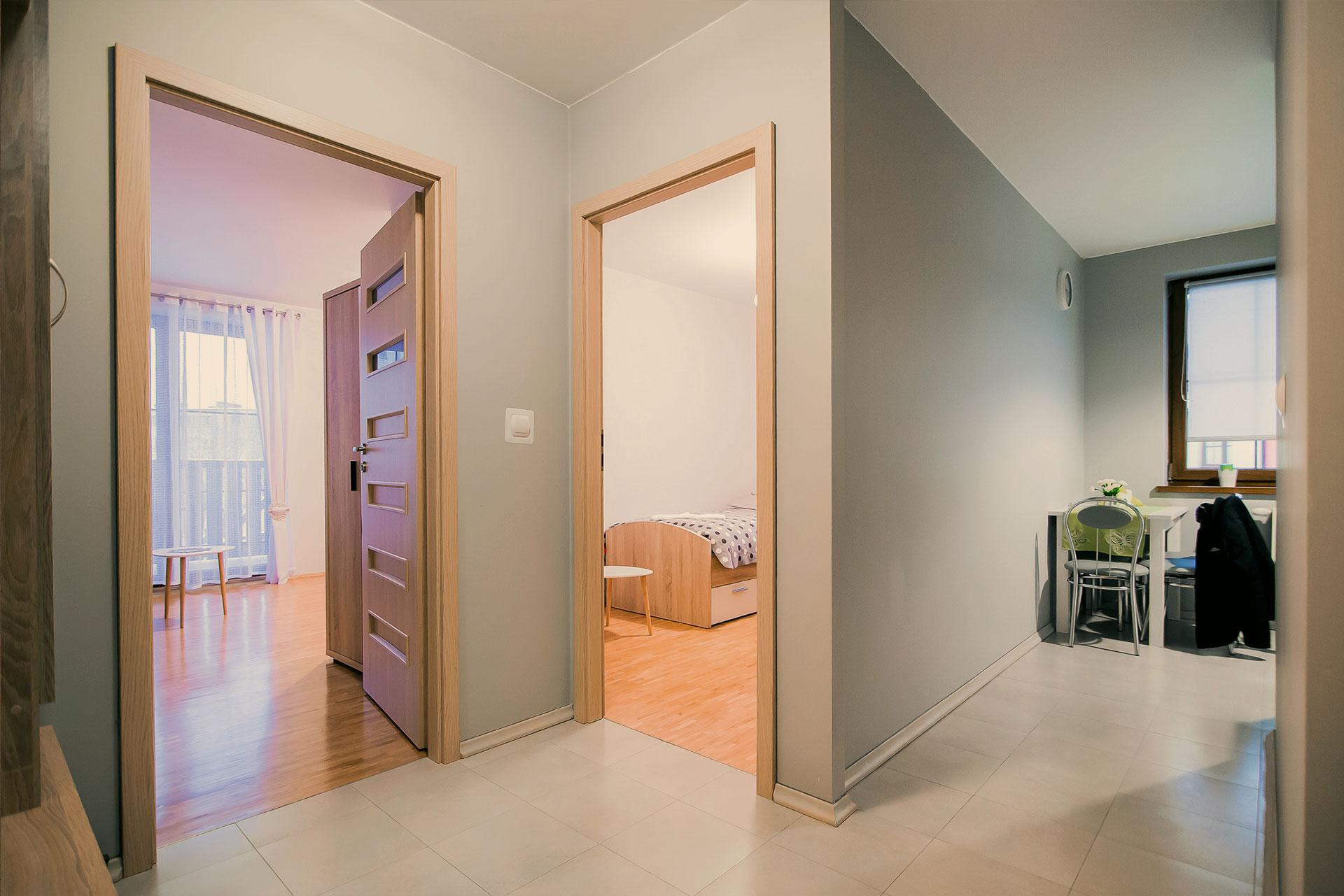 Apartament Asia - Rabka-Zdrój / Wnętrze